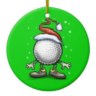 Golf Christmas Ornaments, Golf Christmas Ornament Designs ...