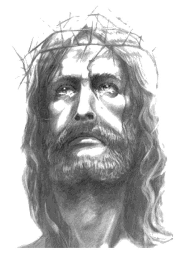 Free Jesus Drawing Download Free Clip Art Free Clip Art
