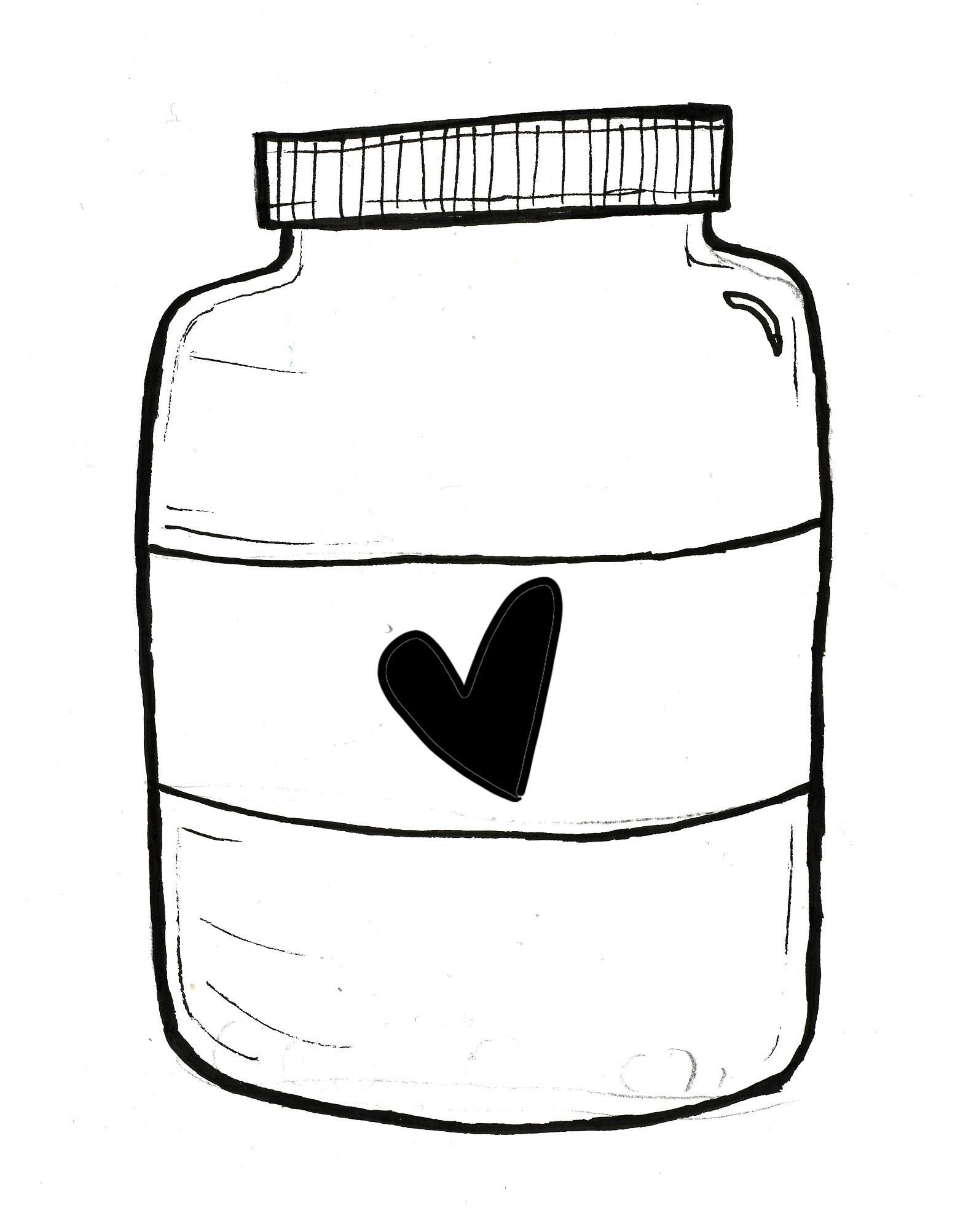 jar outline