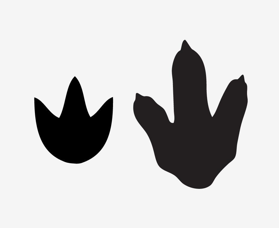 popular items for footprints on etsy clip art library