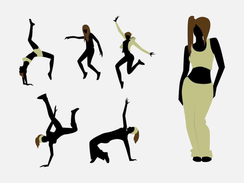 Hip Hop Dance Party Clip Art Clip Art Library