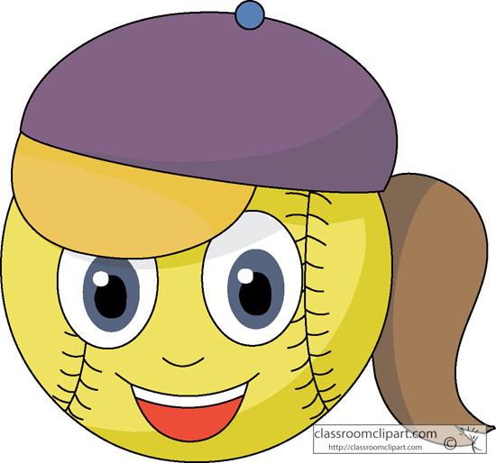 cartoon softball | free download clip art | free clip art | on