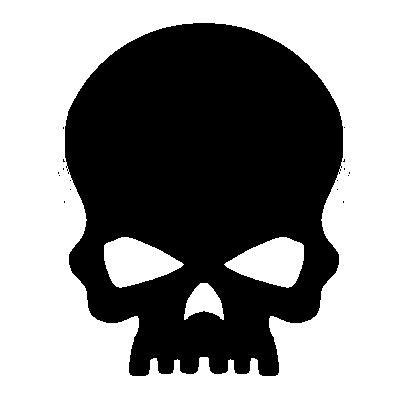 Free Skull, Download Free Clip Art, Free Clip Art on ...