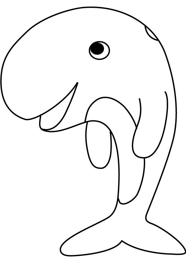 Free Cartoon Beluga Whale, Download Free Clip Art, Free ...