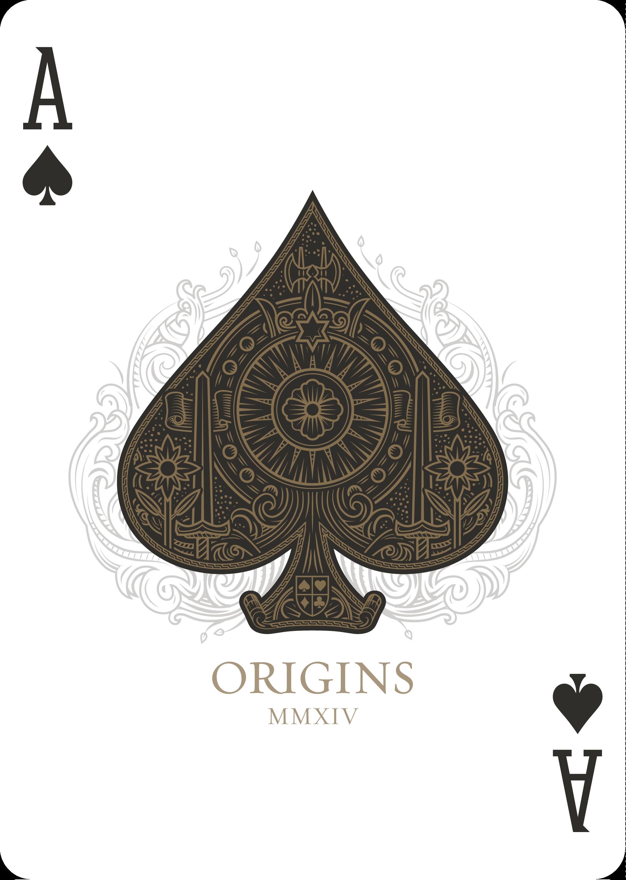 Wedding Rings Clip Art Free Download Ace of Spades   Origin...