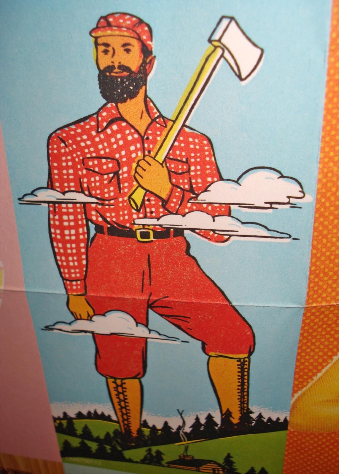 Free Paul Bunyan Download Free Clip Art Free Clip Art On