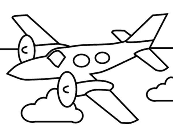 Free Plane Outline, Download Free Clip Art, Free Clip Art ...
