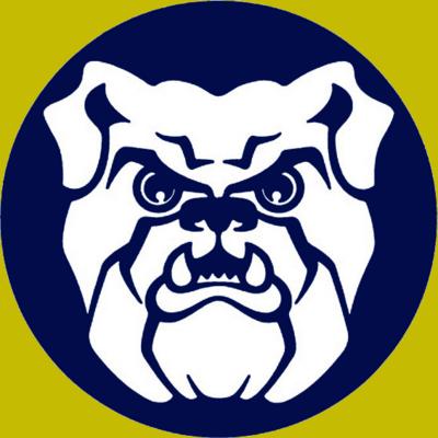 georgia bulldog head logo psd, vector graphics - clip art library