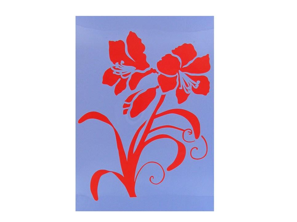 free calla lily stencil  download free clip art  free clip