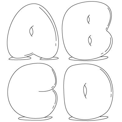 Bubble Letter I Free Download Clip Art Free Clip Art