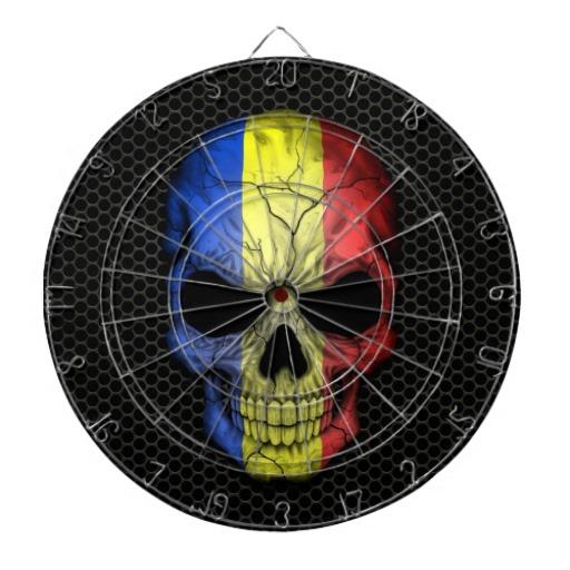 Graphic Skull Dart Boards Graphic Skull Dartboards