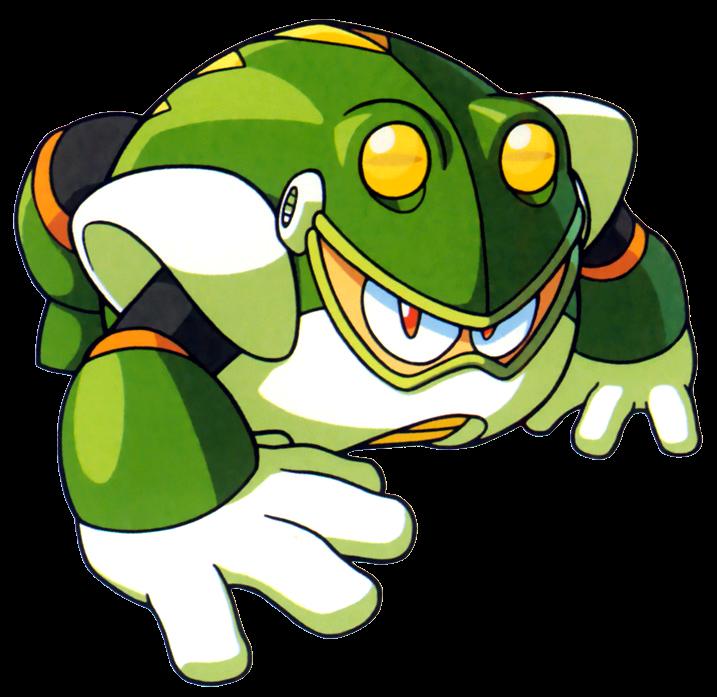 Mmkb The Mega Man Knowledge Base: Free Cartoon Toads, Download Free Clip Art, Free Clip Art