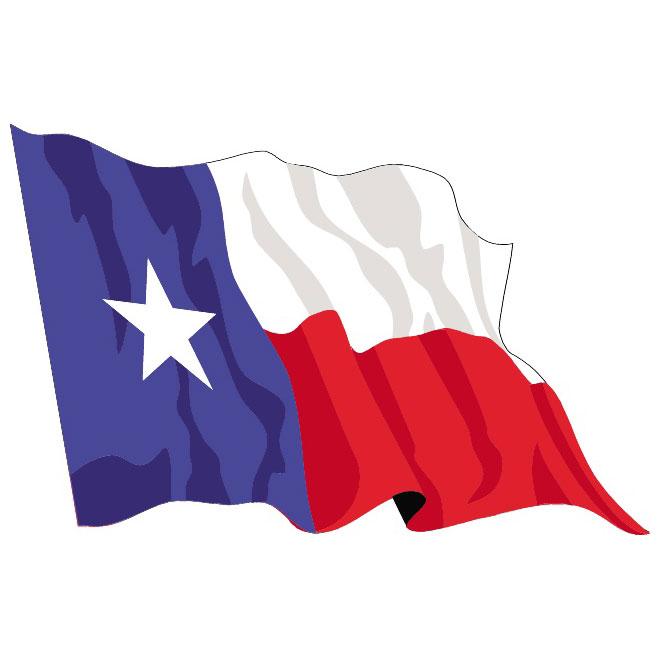 vector flag texas - download at vectorportal - clip art library