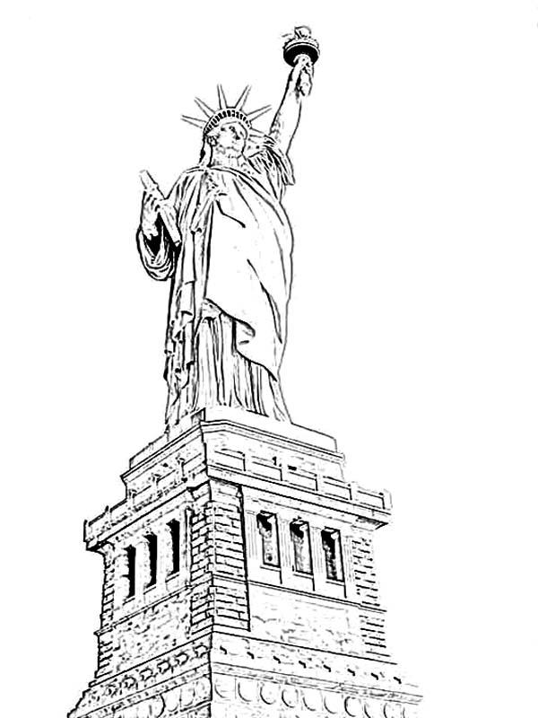 Free Statue Of Liberty Art Download Free Clip Art Free