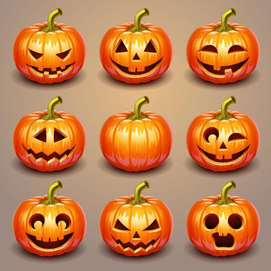 halloween 2013 pumpkins, vectors, posters backgrounds you would