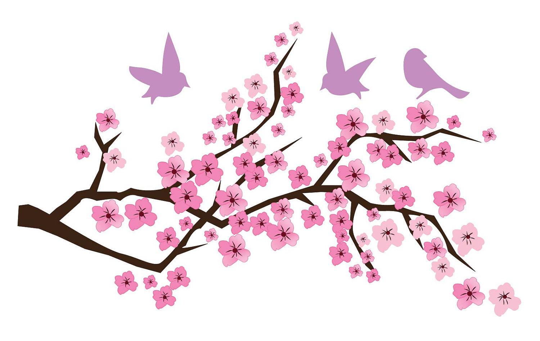 Free Cherry Blossom Art Download Free Clip Art Free Clip