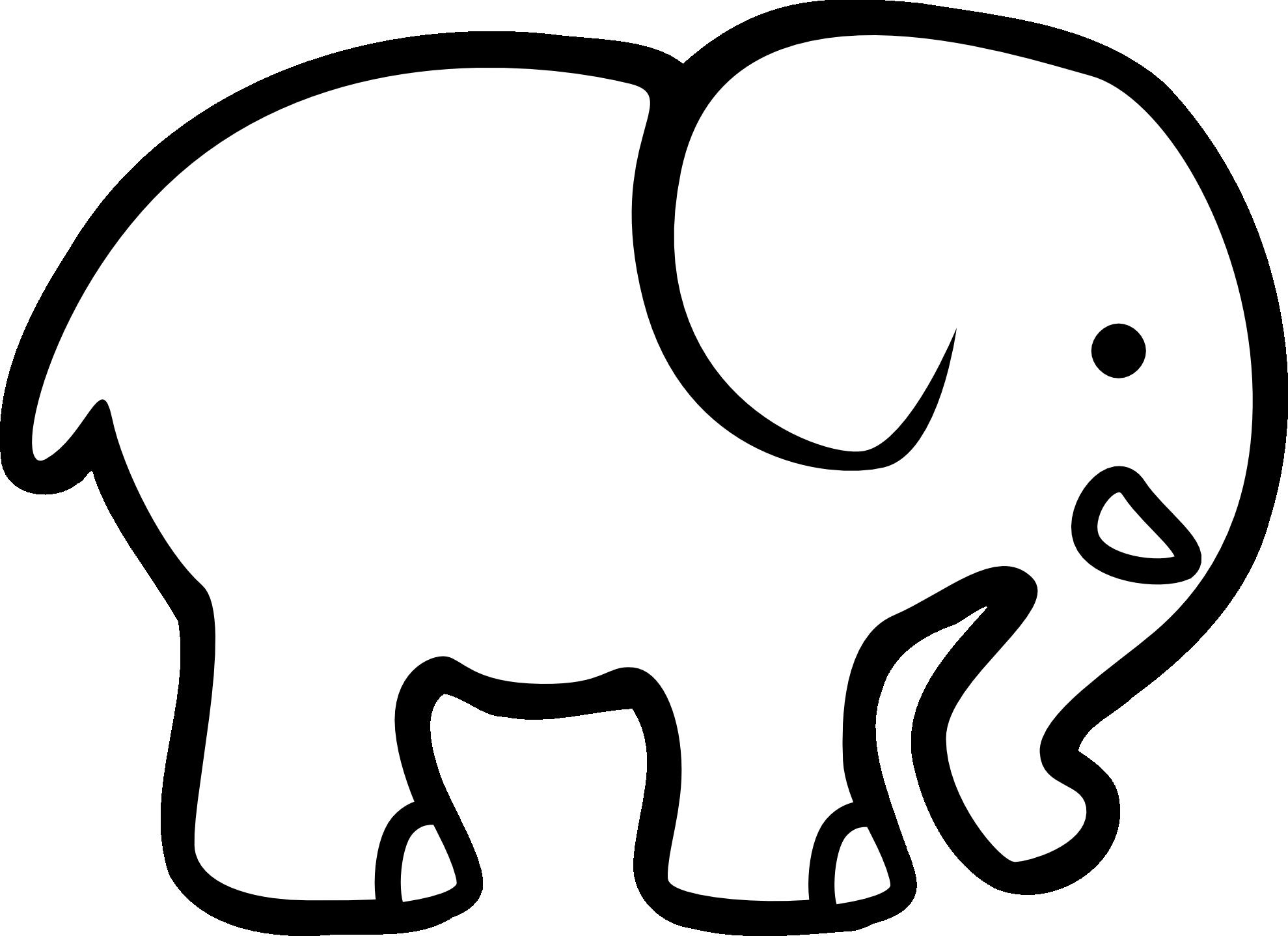The Elephant List Open Communication Activity Elephant Clip Art Http Clipart Library Com Image Elephant Clip Art Elephant Pictures Elephant Coloring Page