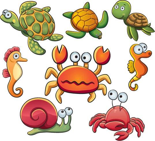 Free Ocean Animal Clipart Download Free Ocean Animal Clipart Png Images Free Cliparts On Clipart Library