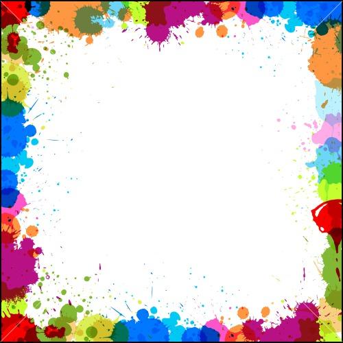 colored-drops-border-design- | 500 x 500 jpeg 68kB