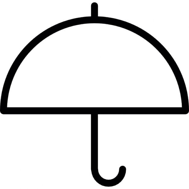 Free Umbrella Outline Download Free Clip Art Free Clip