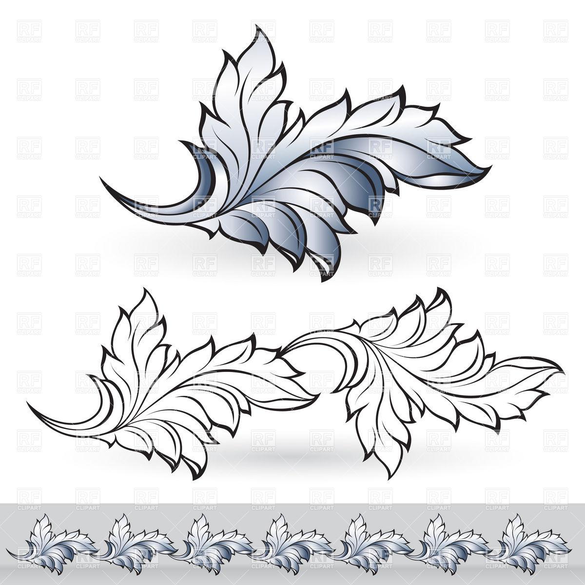 Free Leaf Outline Download Free Clip Art Free Clip Art