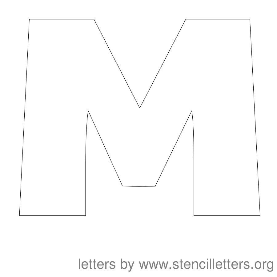 8iAbjynyT  Inch Printable Letter O Stencil Template on