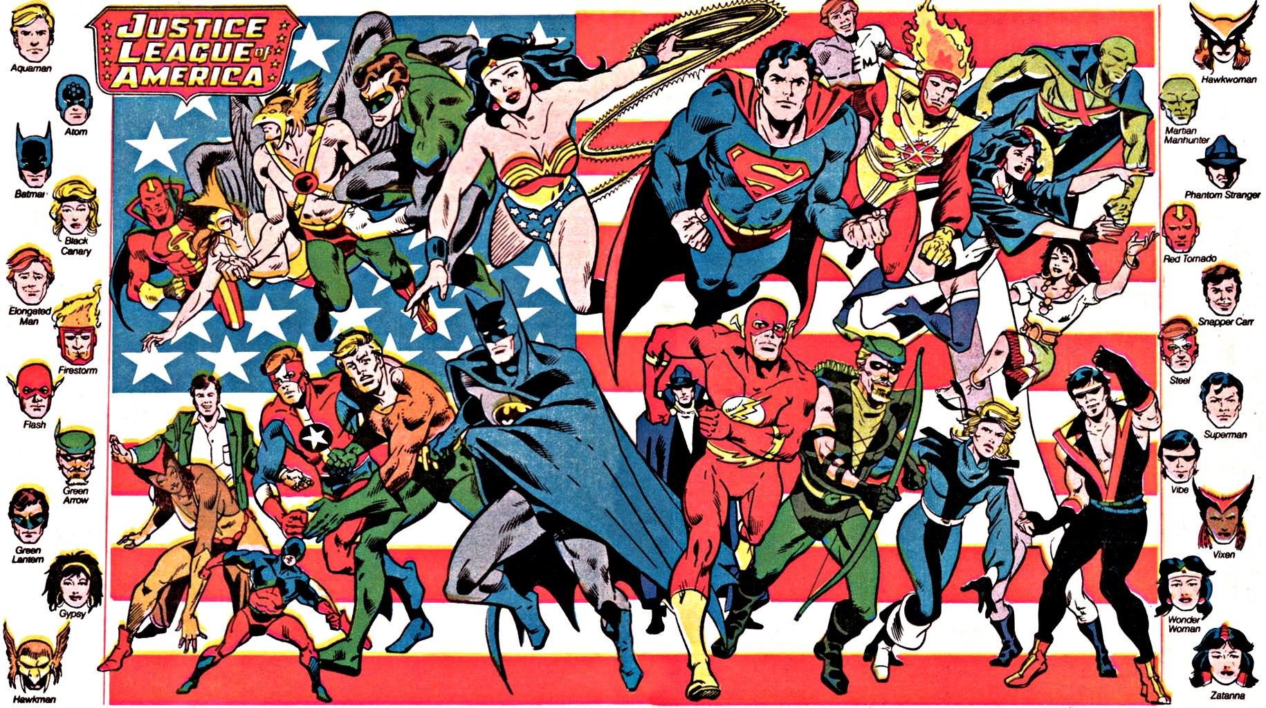 Justice League Justice Leage 7 Wallpaper Wallpaper Justice