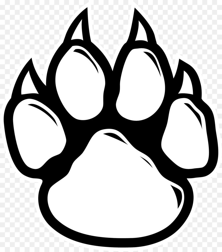 Clip Free Print, Free Free Download Clip Wildcat Paw  Art,