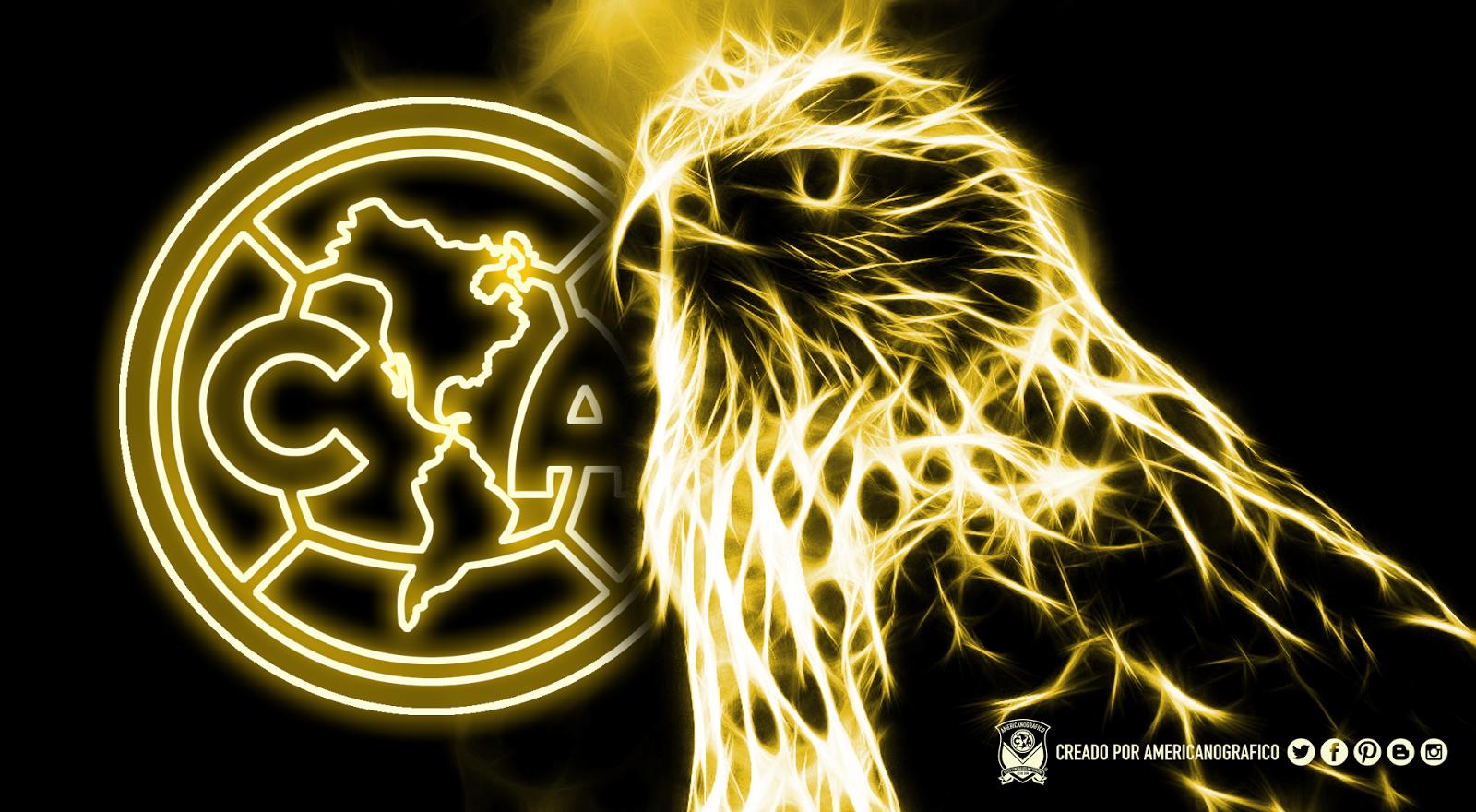 AMERICAnografico: Club América • Águila