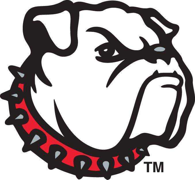 georgia bulldogs alternate logo - ncaa division i (d-h) (ncaa d-h
