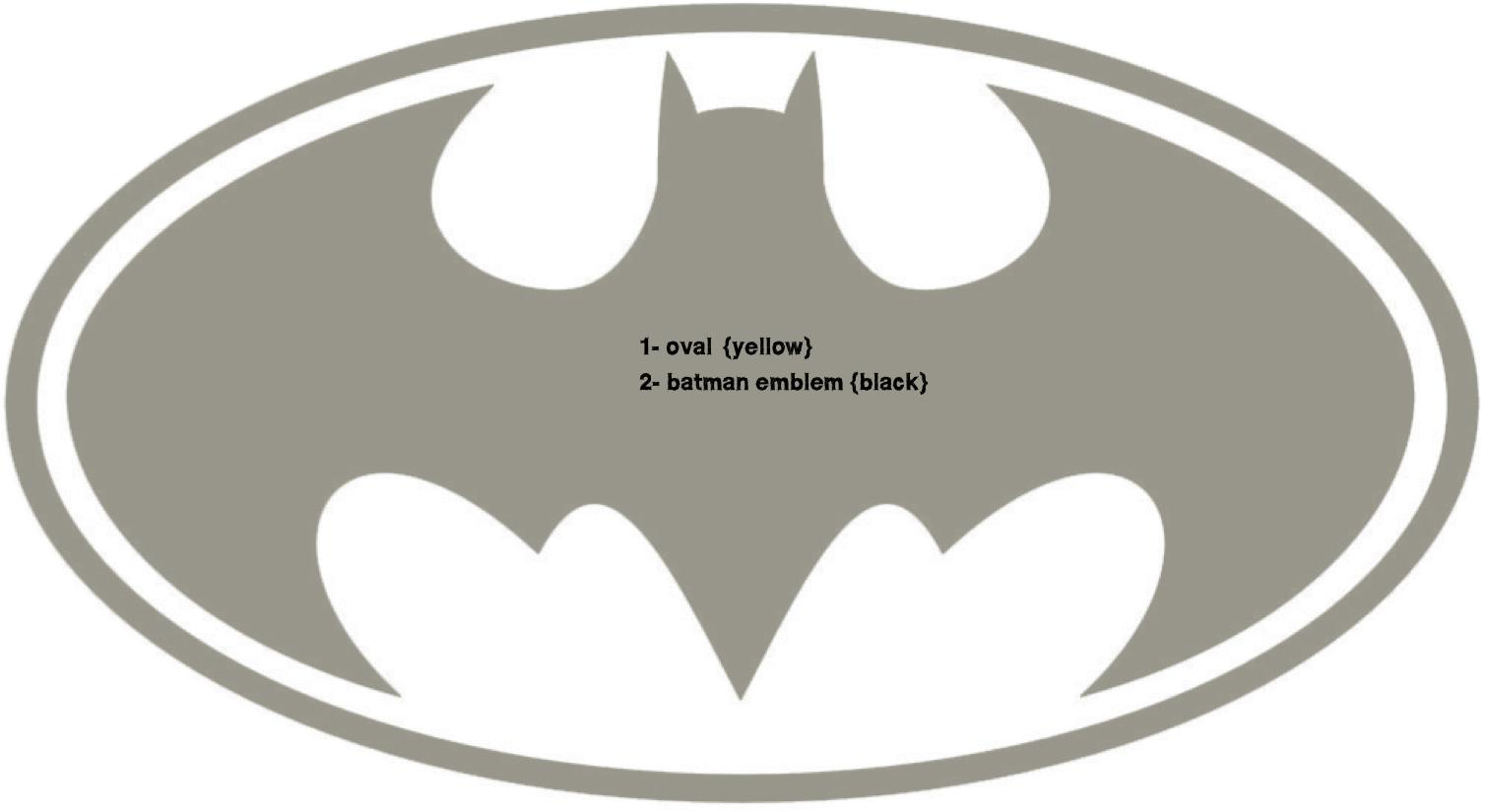 Felt Superhero Banner Eclectic Momsense