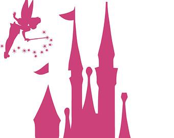 Popular Items For Disney Castle On Etsy