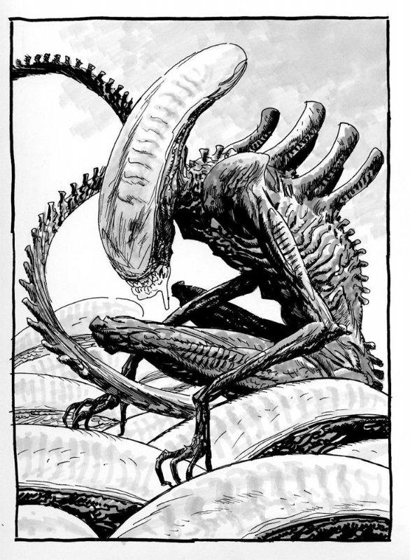 Free Alien Comic Download Free Clip Art Free Clip Art On