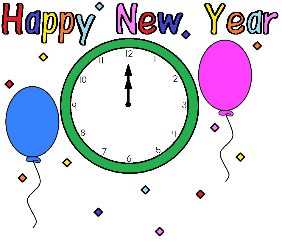 Happy New Year Kartun 11