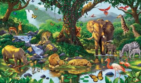 Free Jungle Animals Download Free Clip Art Free Clip Art