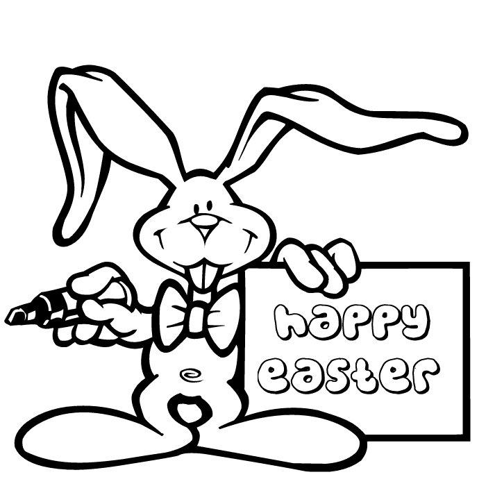 Isimez Happy Easter Bunny Pics Clip Art Library