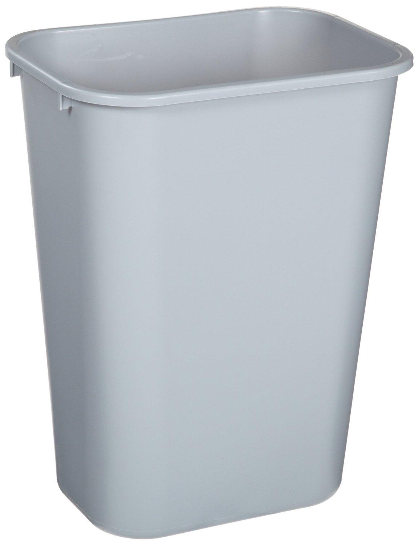Rubbermaid Soft Molded Plastic Wastebasket