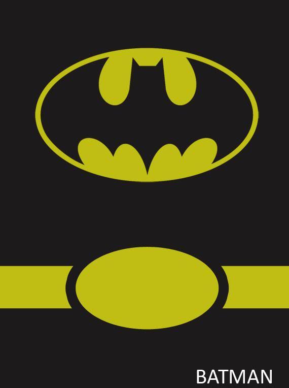 Escudo De Batman Para Imprimir Imagui Clip Art Library