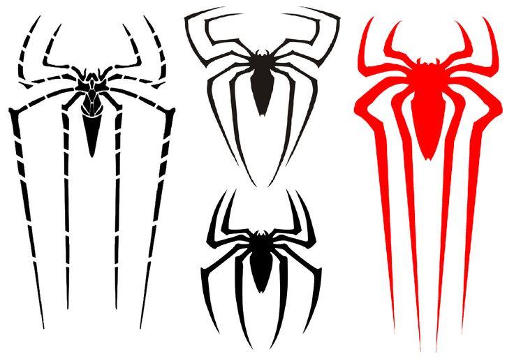 Free Spiderman Symbol, Download Free Clip Art, Free Clip ...