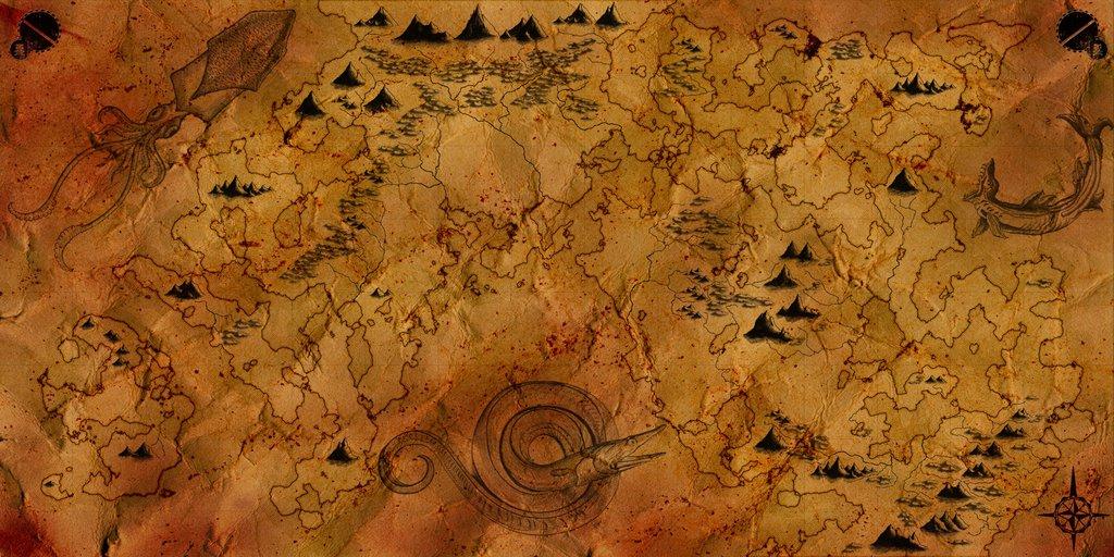 Free Pirate Map, Downl...