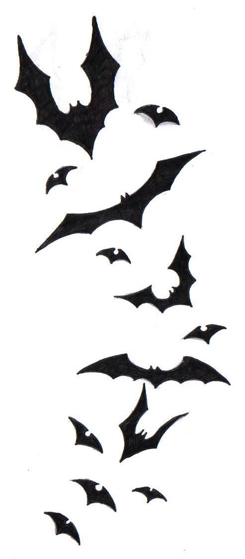 Bat Tattoos Ideas Tattoo Design