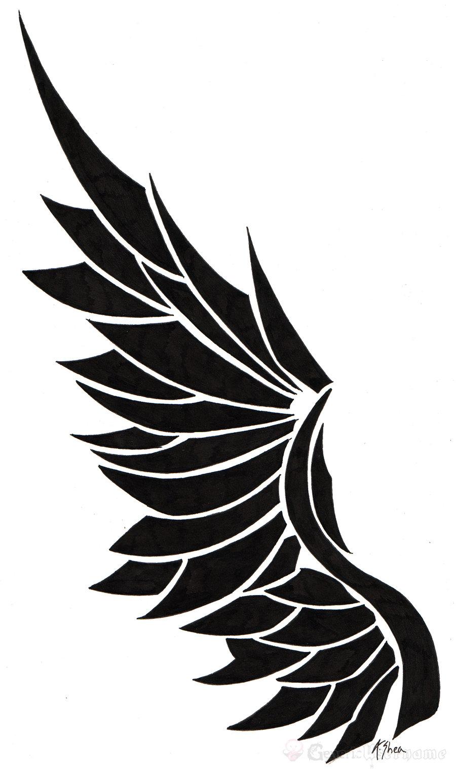 Free Angel Wing, Download Free Clip Art, Free Clip Art on ... | 900 x 1516 jpeg 173kB