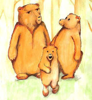 Free Three Bears Download Free Clip Art Free Clip Art On