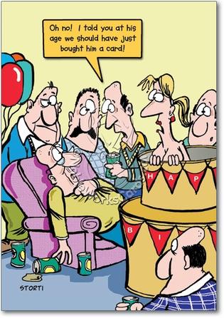 Funny Cartoons Happy Birthday Funny Family Wallpaper