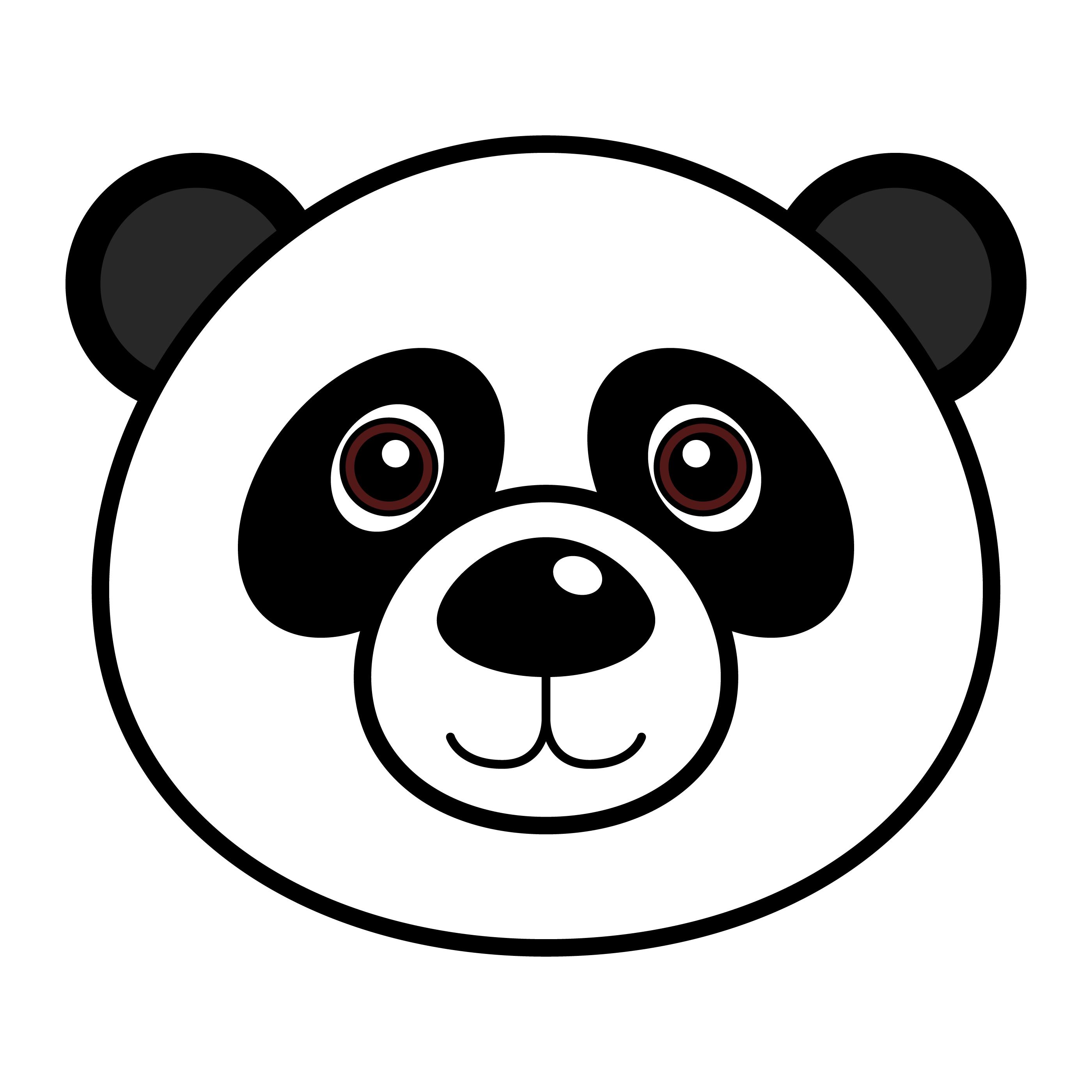 Free Gambar Kartun Panda Download Free Clip Art Free