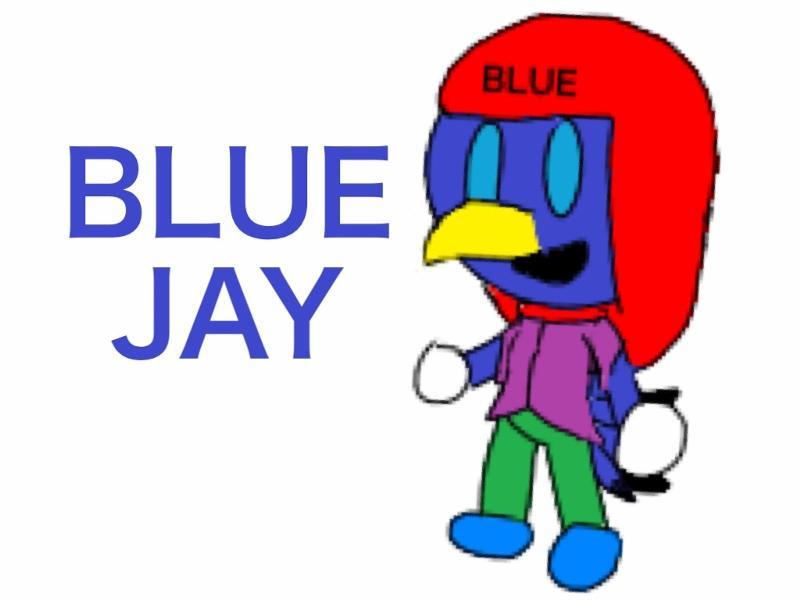 Image Blue Jay Cartoon Style Jpg Sonic Fan Characters Wiki