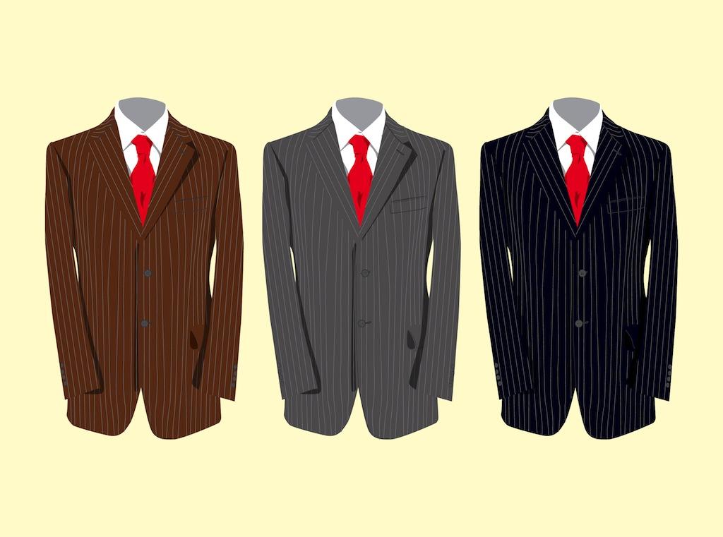 Free Formal Wear Vectors