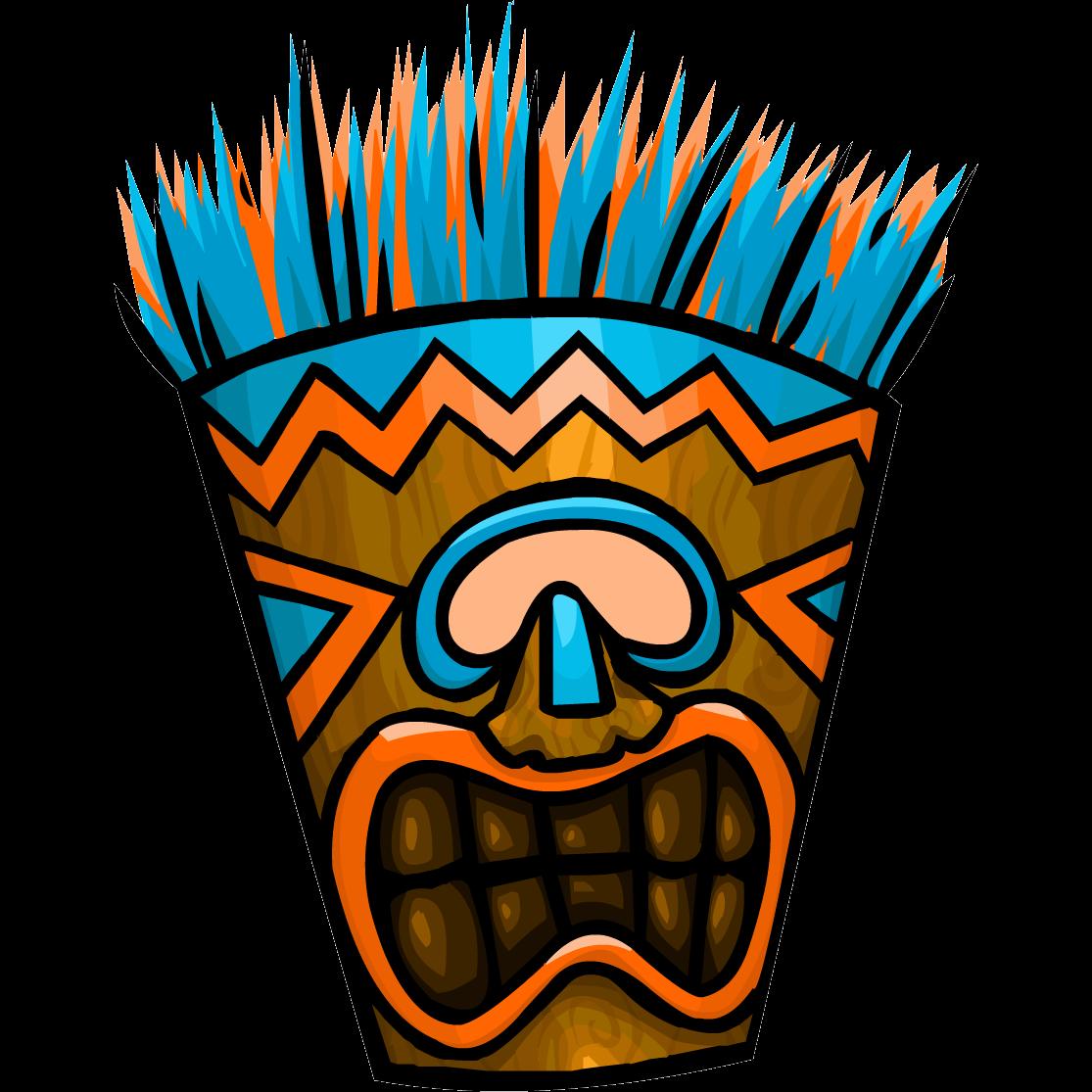 Free Tiki Mask Template Download Free Clip Art Free Clip