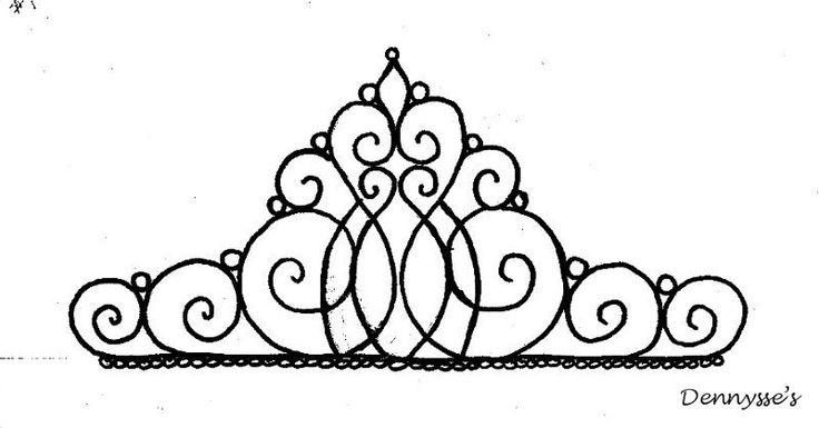 Dolly Varden Princess Cakes