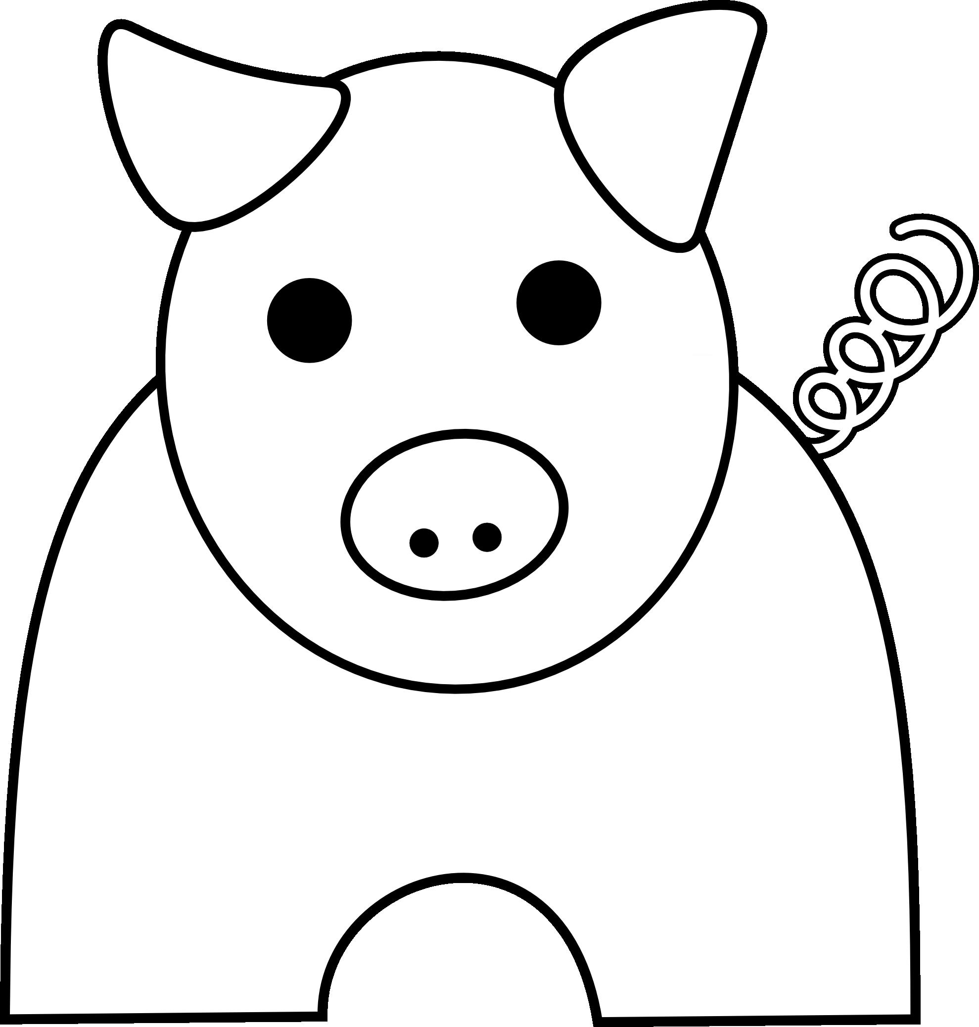 Free Pig Graphics, Download Free Clip Art, Free Clip Art ...